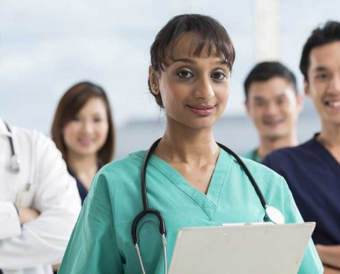 Sekuir Migration can advise doctors and medical specialists on their working visa options